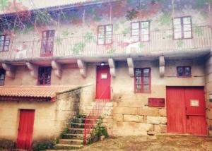Alugueiro - Alquiler de casa completa Torre Lombarda Allariz
